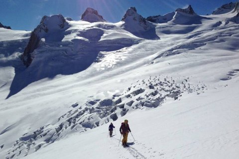 April - Ski Touring Package
