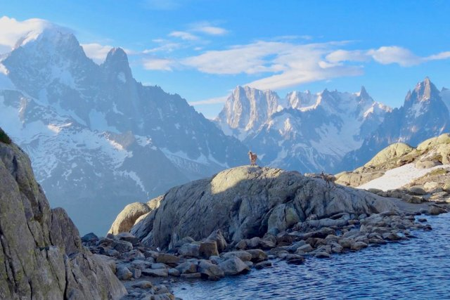 Chamonix most beautiful Trails